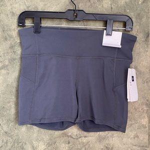 NWT GAP Fit Grey Athletic Shorts